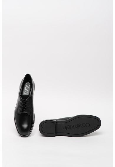 CALVIN KLEIN Pantofi derby de piele Farasha Femei