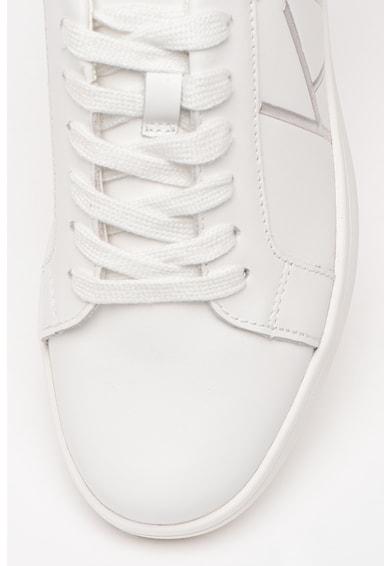 CALVIN KLEIN Pantofi sport low-top de piele Danya Femei