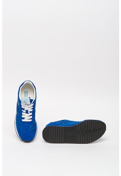 CALVIN KLEIN JEANS Pantofi sport de material textil cu detaliu logo Jill Femei