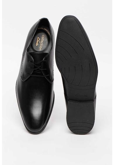 Clarks Pantofi brogue de piele Bampton Barbati