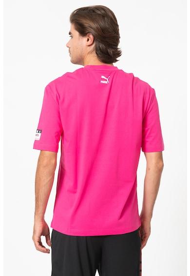 Puma Retro logós póló férfi