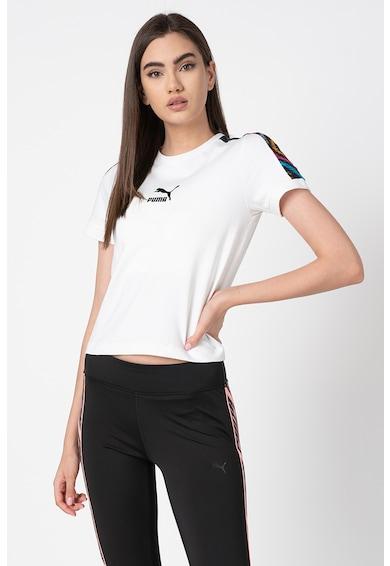 Puma Wild logómintás póló női