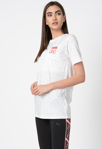 Puma Tricou cu model Hello Kitty Femei
