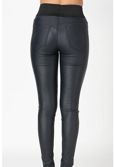 b.young Pantaloni de piele ecologica, cu talie elastica Femei