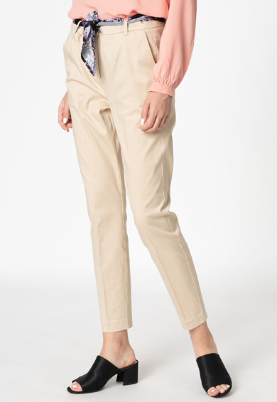 b.young Pantaloni chino accesorizati cu o esarfa Days Femei