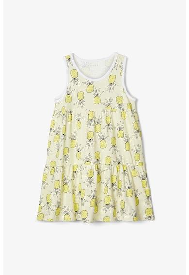 NAME IT Mintás organikuspamut ruha Lány