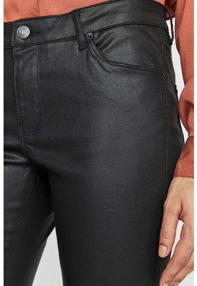 Vero Moda Pantaloni skinny din amestec de modal Femei