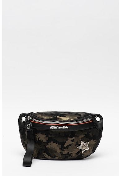Tosca Blu Borseta cu imprimeu camuflaj Mimetic Femei