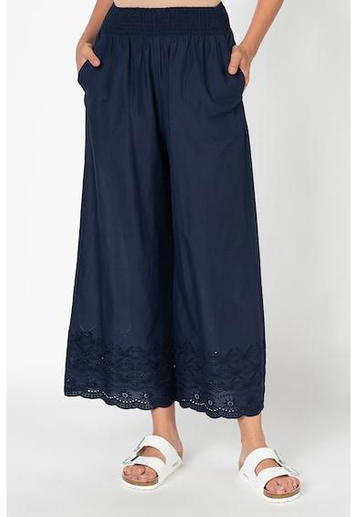 Undercolors of Benetton Pantaloni culotte cu detalii brodate Femei
