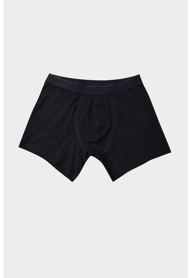 Trendyol Set de boxeri cu imprimeu variate - 3 perechi Barbati