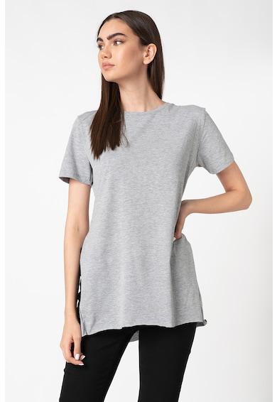 Trendyol Tricou cu slituri laterale Femei