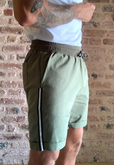 Trendyol Megkötős rövidnadrág férfi