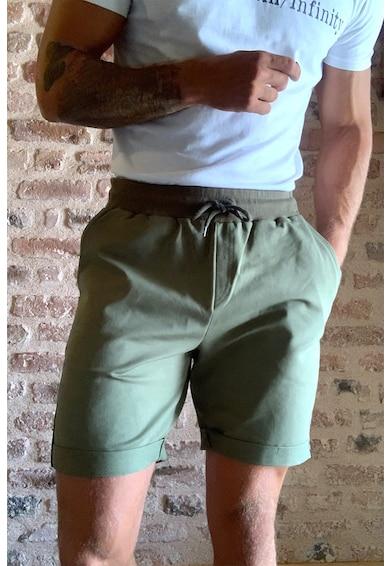 Trendyol Pantaloni scurti cu snur in talie Barbati