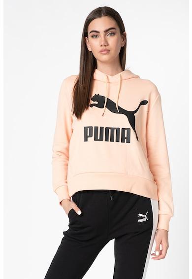 Puma Hanorac cu logo supradimensionat Classics Femei
