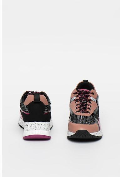 Liu Jo Pantofi sport cu insertii de plasa cu aspect stralucitor Karlie Femei