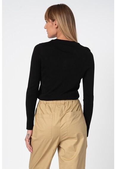 GAP Пуловер от мериносова вълна с овално деколте Жени