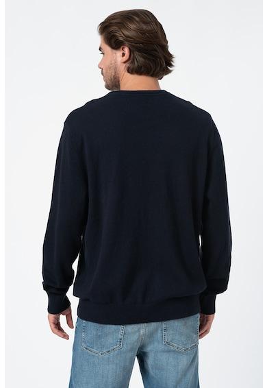GAP Pulover din amestec de lana cu logo Barbati