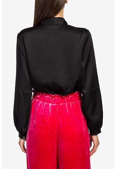 Acob à porter Bluza satinata cu funda Femei