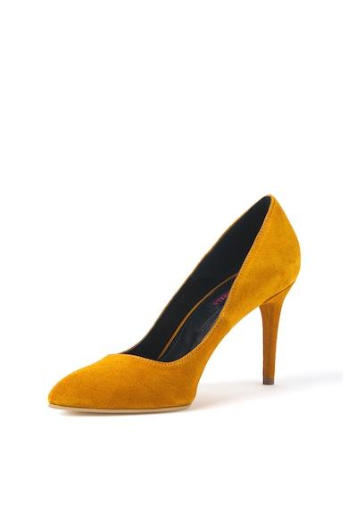 Traces of Heels Pantofi stiletto de piele intoarsa Femei
