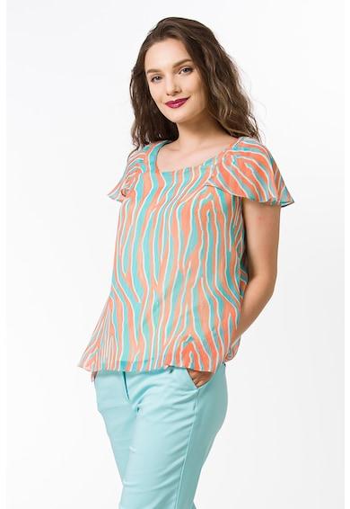 Sense Bluza cu imprimeu grafic Femei