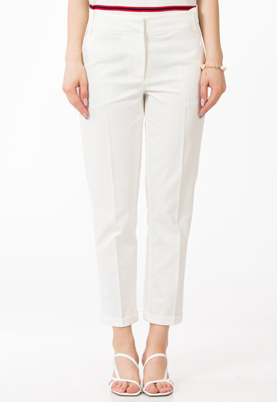 Sense Pantaloni crop conici Femei