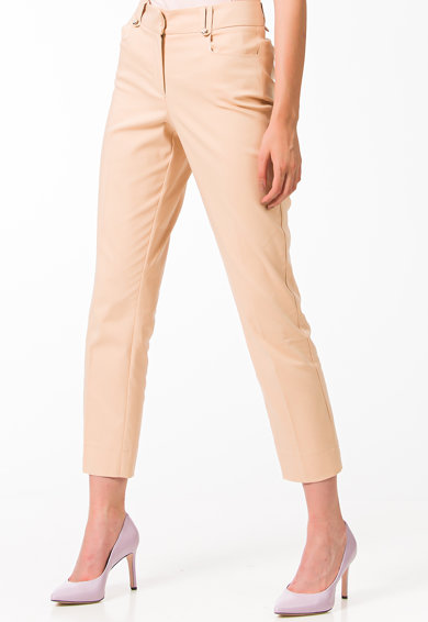 Sense Pantaloni crop slim fit Femei