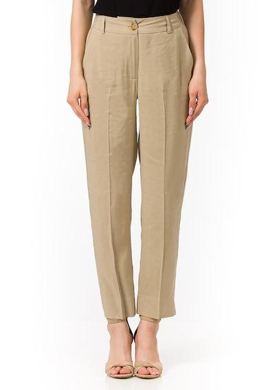 Sense Pantaloni chino cu slituri laterale Femei
