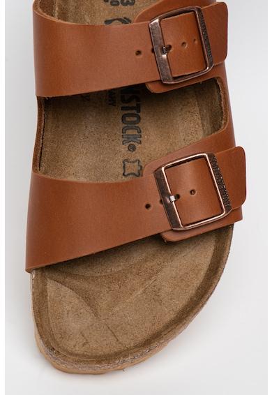 Birkenstock Papuci de piele Arizona Barbati