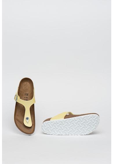 Birkenstock Papuci flip-flop cu catarama Gizeh Femei