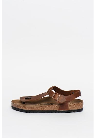 Birkenstock Sandale de piele cu bareta separatoare Kairo Barbati