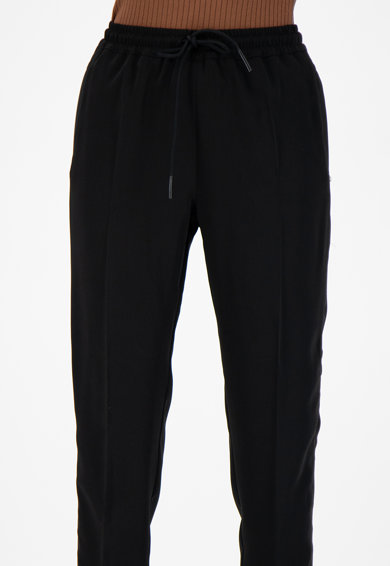 Sportmax Code Pantaloni cu snur in talie Femei