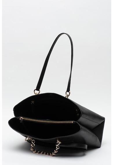 Michael Kors Geanta shopper de piele cu lant decorativ Femei