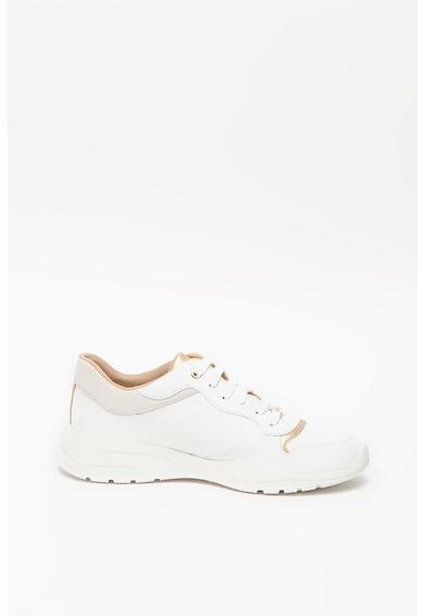 Geox Pantofi sport de piele Smeraldo Femei