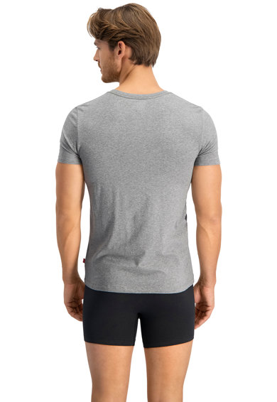 Levi's Set de tricouri de casa cu decolteu in V - 2 piese Barbati
