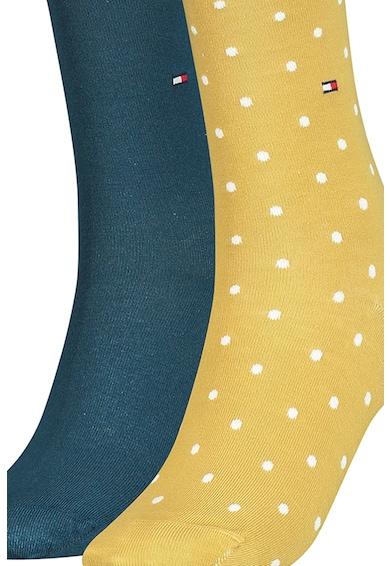 Tommy Hilfiger Egyszínű és mintás zokni szett - 2 pár női