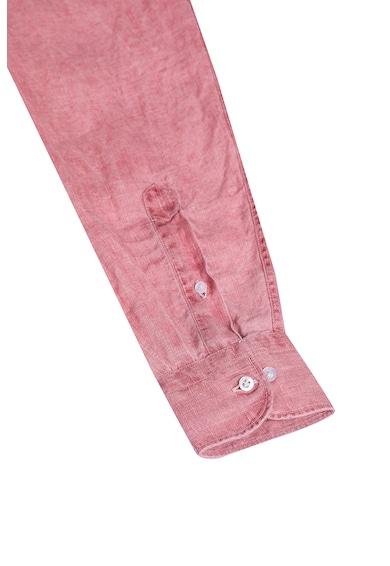Stansfield Kényelmes fazonú hosszú ujjú ing klasszikus gallérral férfi