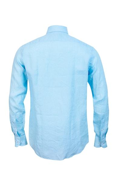Stansfield Kényelmes fazonú lenvászon ing férfi