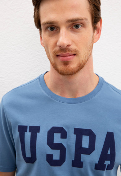 U.S. Polo Assn. Тениска на лога Мъже