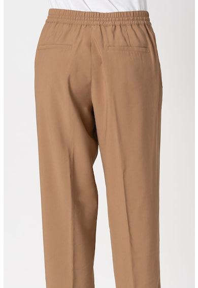 Marc O'Polo Pantaloni crop cu snur in talie Femei