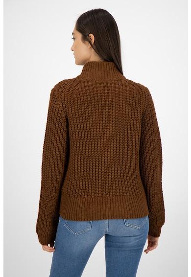 Marc O'Polo Cardigan din amestec de lana cu fermoar Femei