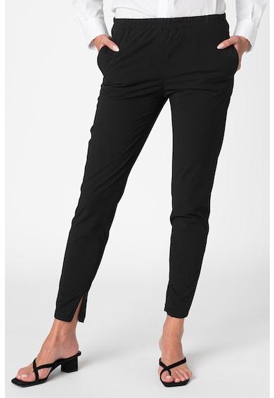 Love Moschino Панталон чино с цепки с цип Жени