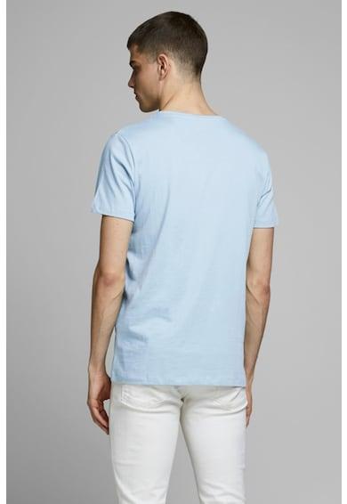 Jack&Jones Tricou de bumbac, cu imprimeu 12171691 Barbati