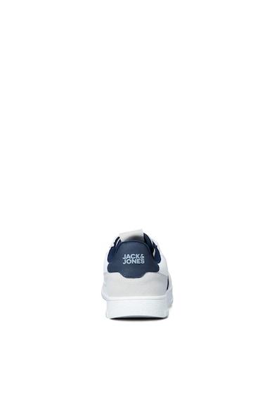 Jack&Jones Pantofi sport din piele ecologica cu detalii perforate Barbati
