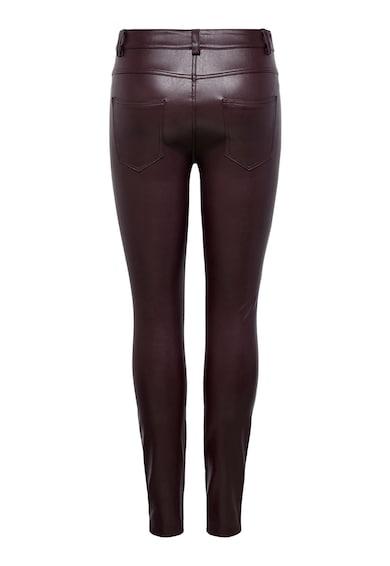 Only Pantaloni de piele ecologica Holly Femei