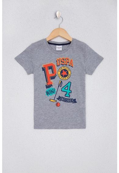 U.S. Polo Assn. Тениска с щампа Момчета