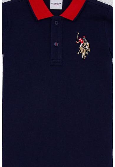 U.S. Polo Assn. U.S. Polo Assn, Tricou polo cu logo Baieti