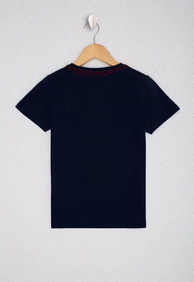 U.S. Polo Assn. Тениска с надпис Момчета
