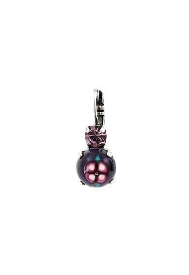 Roxannes - Mariana Jewellery Ezüstbevonató fülbevaló Swarovski kristályokkal női