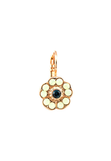 Roxannes - Mariana Jewellery 24 karátos vörösarany bevonatú fülbevaló Swarovski kristályokkal női
