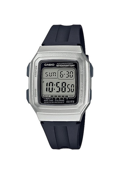 Casio Ceas cronograf digital unisex cu functii multiple Femei